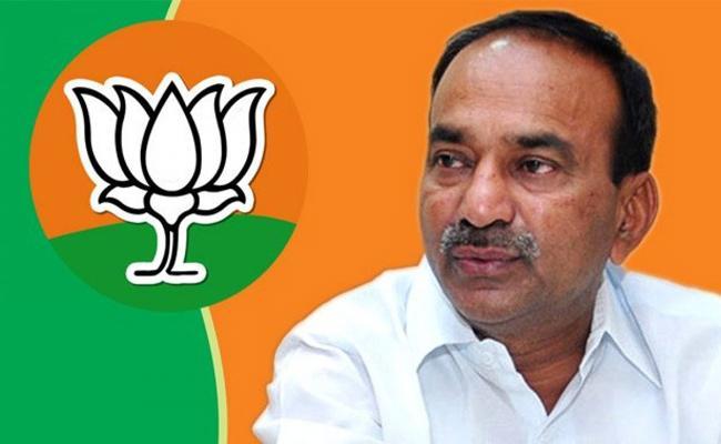 Etela Rajender Will Join BJP On 14th June 2021 In The Presence Of JP Nadda - Sakshi