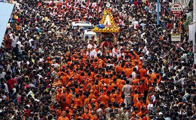 Puri Rath Yatra To Be Held Without Devotees For Second Year In A Row - Sakshi