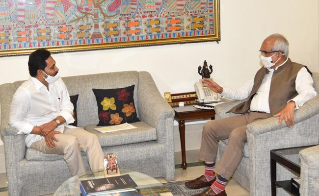 Niti Ayog Vice President Rajeev Kumar Praises To AP CM YS Jaganmohan Reddy - Sakshi