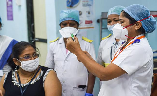 India goal of 2.16 billion vaccine doses between December seems highly ambitious - Sakshi