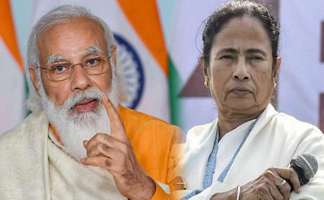 Narendra Modi has to be removed from powe says Mamata Banerjee - Sakshi