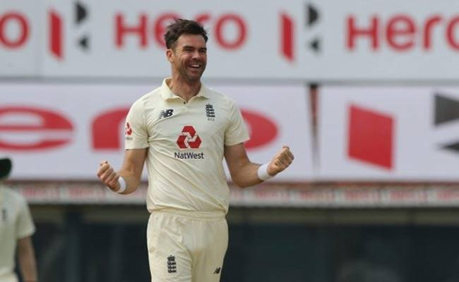 James Anderson Surpasses Alastair Cook To Become Most Capped England Test Player - Sakshi