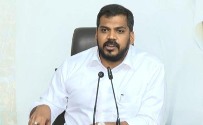 YSRCP Minister Anil Kumar Yadav Slams Chandrababu Naidu Over Polavaram Project - Sakshi