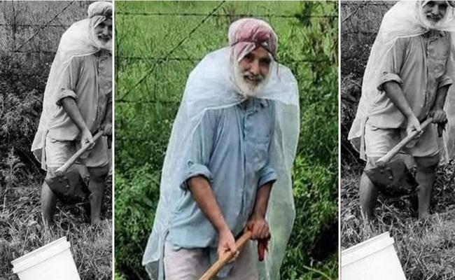 Punjab: Man Planted 10000 Trees Pure Air Passes Away Due To Covid - Sakshi