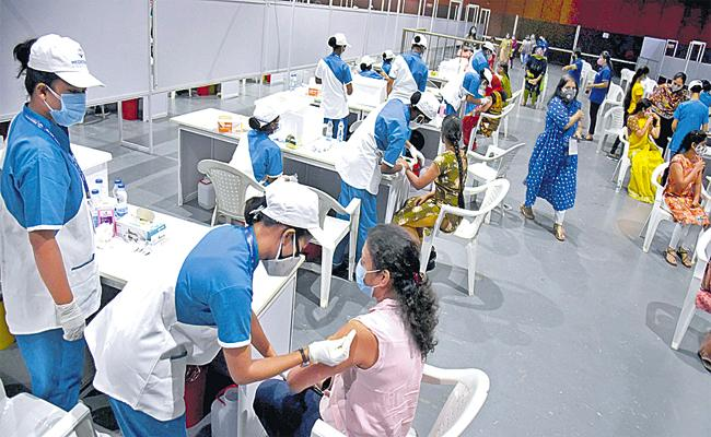 Dileep Reddy Article On Corona Virus Vaccination - Sakshi