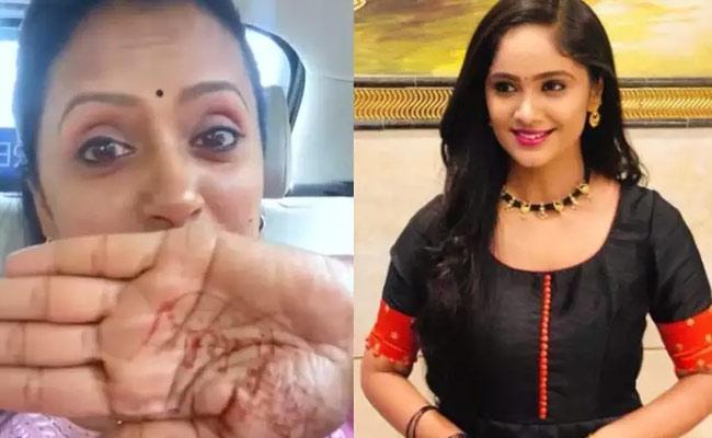 Anchor Suma Shares Funny Video On Actress Tejashwini Gowda - Sakshi
