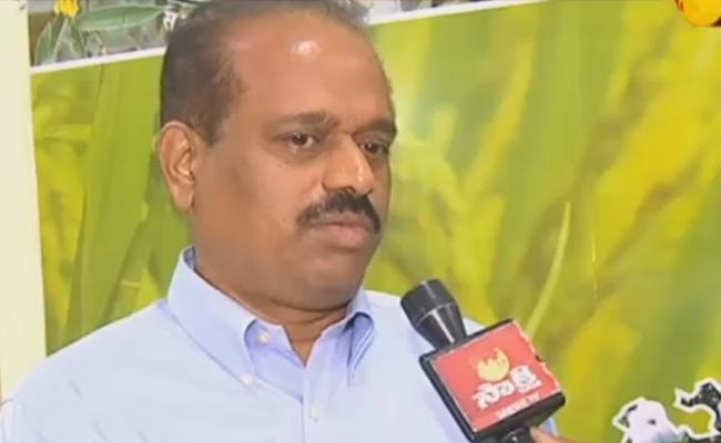 AP Agriculture Commissioner Arun Kumar About Agricultural Mechanization - Sakshi
