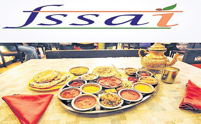 FSSAI makes mandatory for food businesses to mention FSSAI licence No - Sakshi