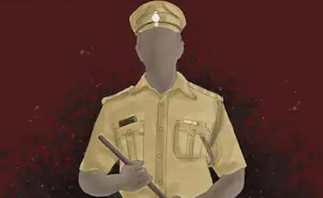 SI Siva Prasad Reddy Suspended In Suicide Case - Sakshi