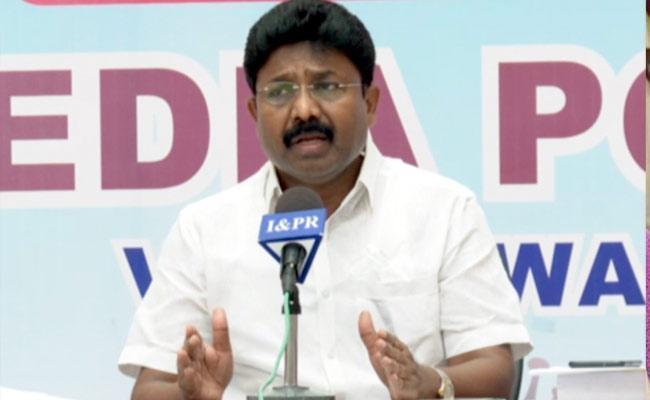 Ap Govt Relief For Dsc 2008 Candidates - Sakshi