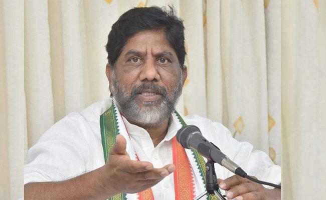 CLP Leader Mallu Bhatti Vikramarka Slams CM KCR - Sakshi