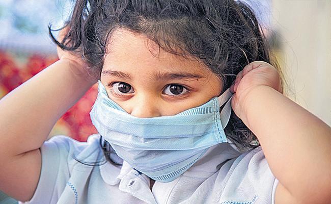 Govt Issues Guidelines For Management Of Covid-19 Among Children - Sakshi