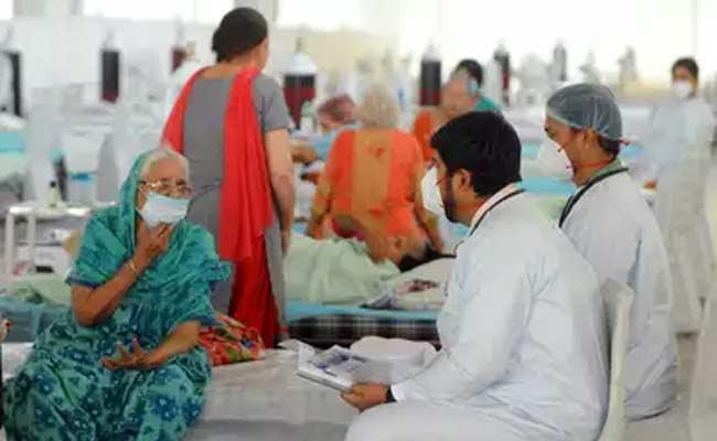 Corona VIrus: 91702 New Cases Recorded In India In 2 Hours  - Sakshi