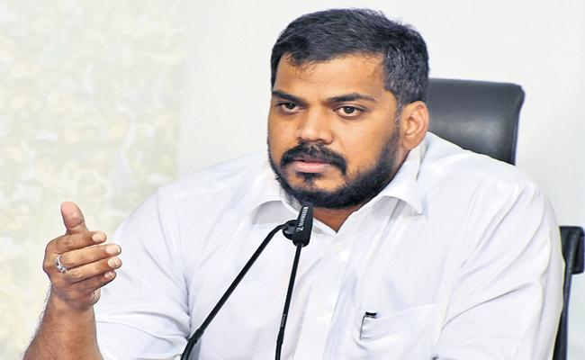 Anilkumar Yadav Fires On Chandrababu About Polavaram Project - Sakshi