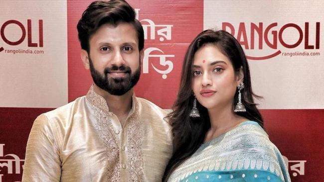 Dilip Ghosh Asks How Nusrat Jahan Wore Sindoor Being Unmarried - Sakshi