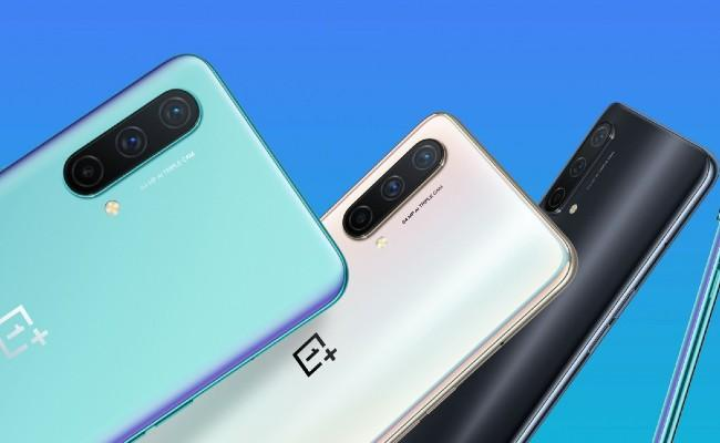 OnePlus Nord CE 5G Launched With Snapdragon 750G SoC - Sakshi