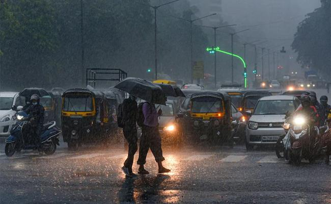 Imd Says May Records Second Highest Rainfall In 121 Years - Sakshi