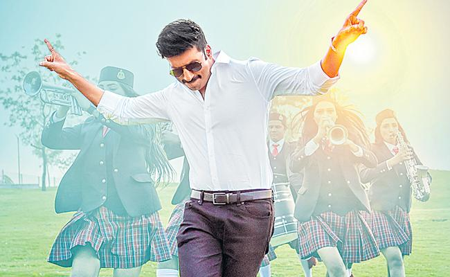 Pukka Commercial First Look and poster release - Sakshi