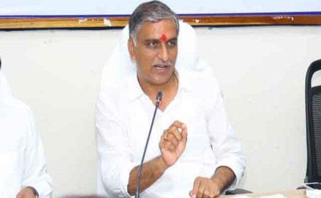 Gst council meet: elanganaTS minister harish rao comments - Sakshi