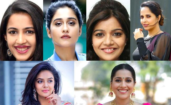 Top 6 Telugu TV Anchors Who Became Tollywood Actors - Sakshi