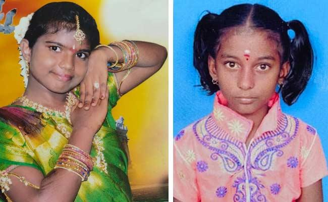 Two Girls Deceased After Falling Into Farm Well - Sakshi