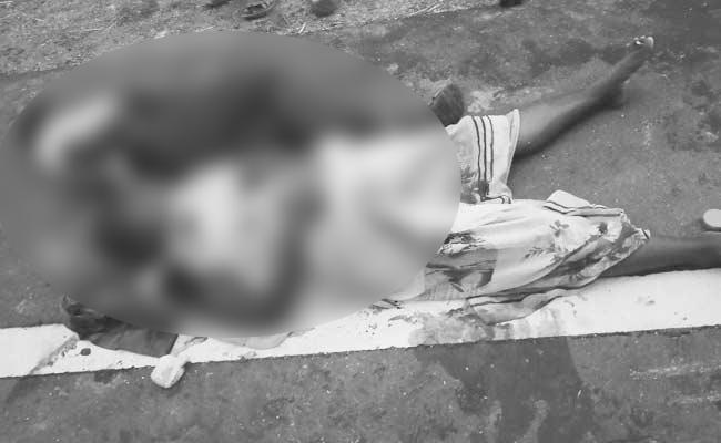 Three Deceased In Road Accident In Nellore District - Sakshi
