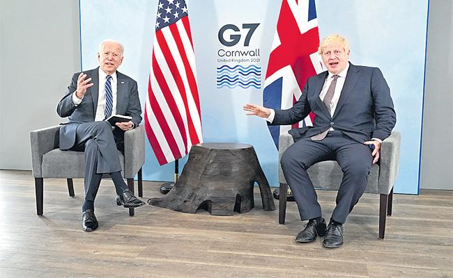 Harsh V. Pant Article On India Participation In G-7 Summit - Sakshi