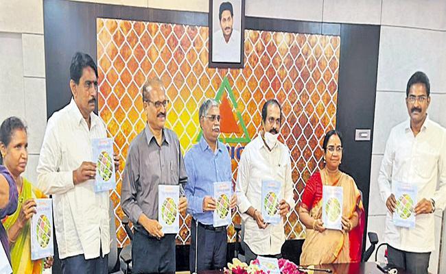Kurasala Kannababu Says That Andhra Pradesh As Horticultural hub - Sakshi
