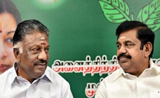 Deputy Leader Of Legislative Assembly Post Fighting AIADMK At Tamil Nadu - Sakshi