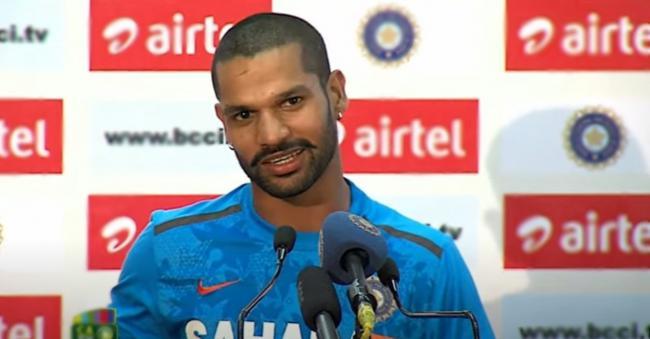 Shikhar Dhawan Reacts To His Appointment As India Skipper For Sri Lanka Tour - Sakshi