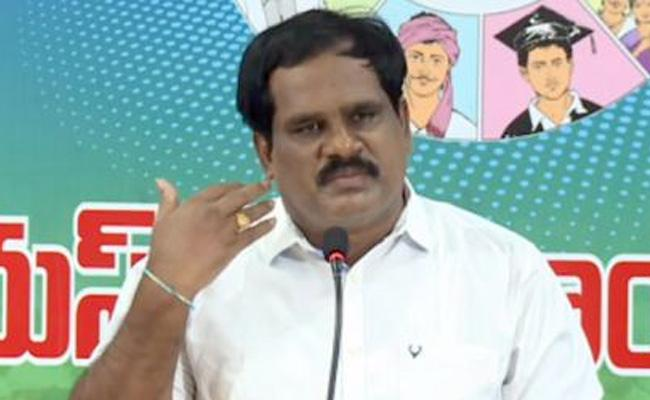 YSRCP Leaders Questioned TDP On Land Grab Issue In Visakhapatnam - Sakshi