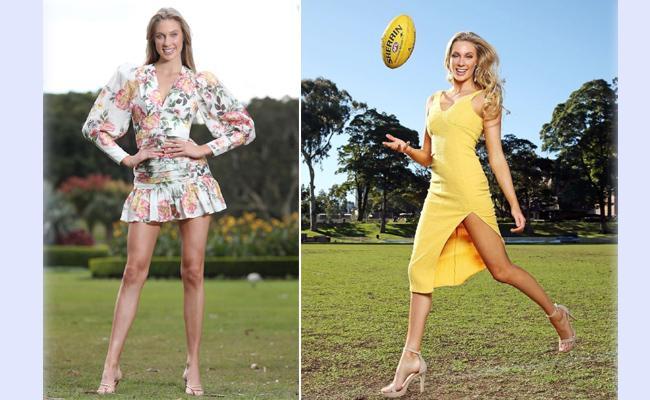 Australia Beauty Sarah Marschke Insured Her Legs For $1Million - Sakshi