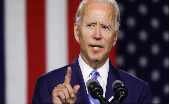 Joe Biden urges G-7 leaders to call out and compete with China - Sakshi