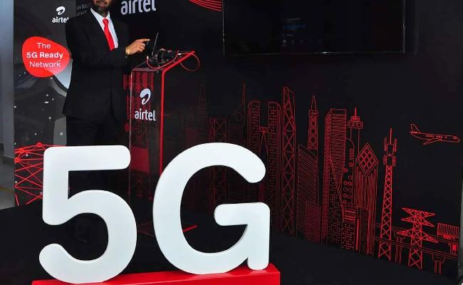 Airtel 5G Network Trial goes live in Gurgaon, Shows 1Gbps Download Speed - Sakshi