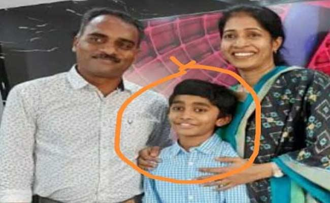 Boy Drowned In The Pond In Chittoor District - Sakshi