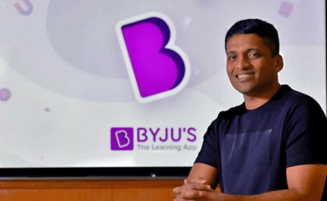 Byjus Becomes India Most Valued Startup after 340 Million Dollars Funding - Sakshi