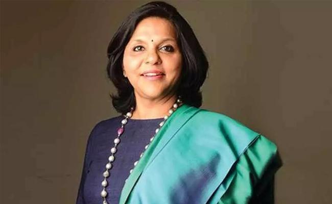 Apollo MD Sangita Reddy Test Positive After 2 Dose Vaccine - Sakshi