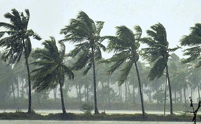 Heavy rain forecast for the north coastal Andhra Pradesh - Sakshi