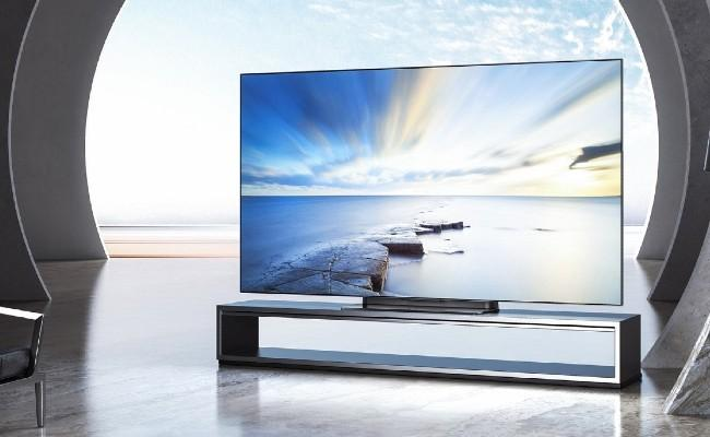 Xiaomi Teases to Launch a New Mi OLED Display TV - Sakshi