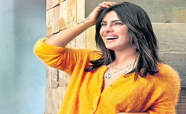 Priyanka Chopra Says My family is my strength, my weakness - Sakshi