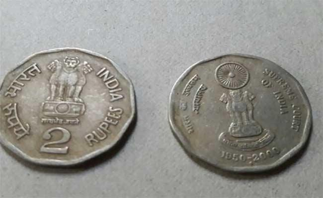 You Can Earn Rs 5 Laksh In Online If You Have A Rare Rs 2 Coin - Sakshi