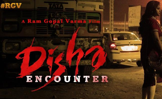 Telangana High Court Orders Halt To Disha Encounter Movie Release - Sakshi