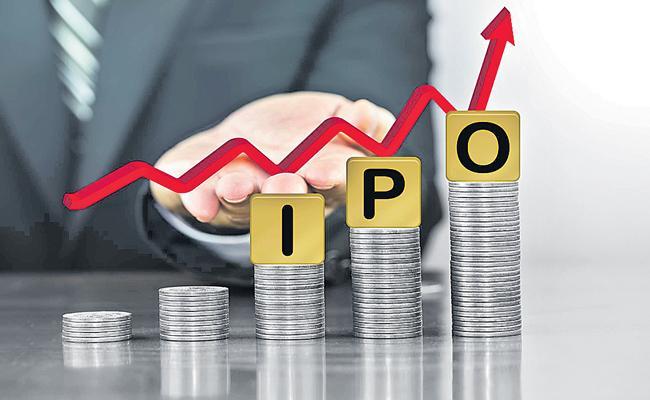 Highest-ever fundraising via IPOs in FY21 - Sakshi