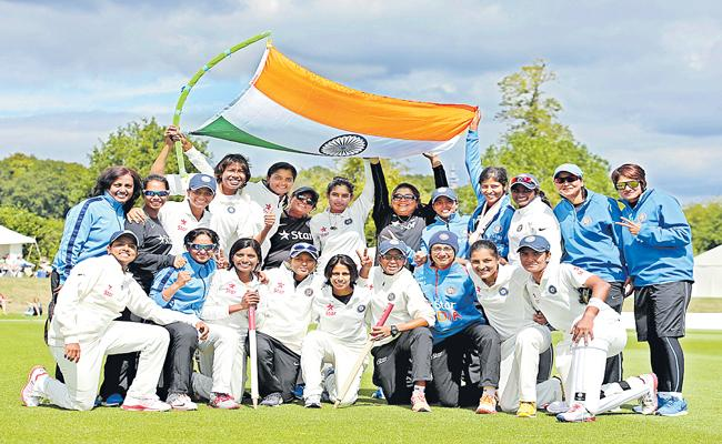 Indian womens team performance in Test cricket - Sakshi