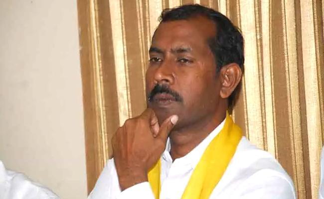 Allegations On TDP Leader Palla Srinivasa Rao Brother Over Land Scam - Sakshi