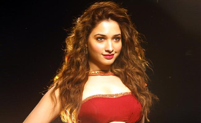 Actress Tamannah Entering Into TV Show: Check Details Inside - Sakshi
