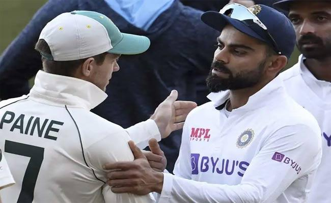 WTC Final: Tim Paine Backs India To Win Pretty Comfortably - Sakshi