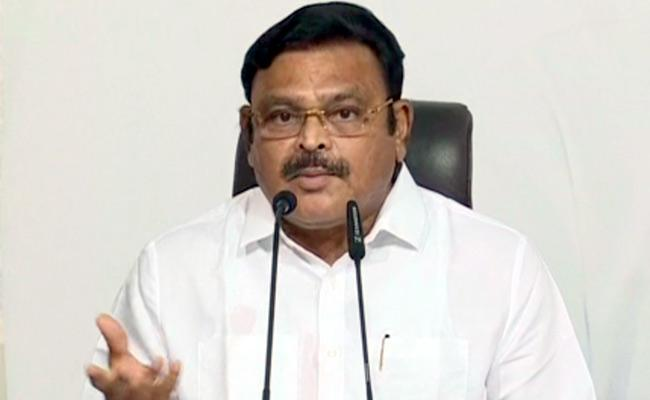 YSRCP MLA Ambati Rambabu Fires On Chandrababu - Sakshi