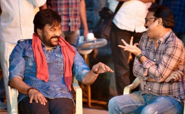 Megastar Chiranjeevi Sends Director Koratala Siva Heart Felt Wishes On His Birthday - Sakshi