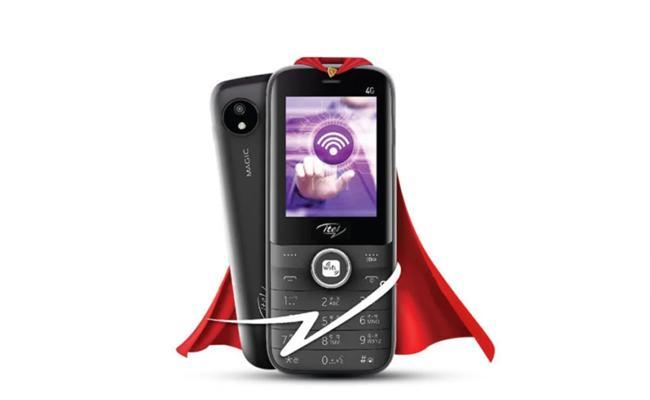 Itel Launches 4G Smart Phone   - Sakshi